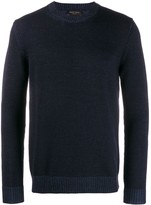 Roberto Collina long sleeve knitted jumper