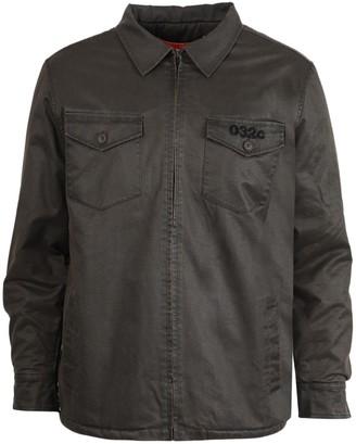 032c Waxed Denim Military Shirt