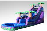 EZInflatables Crush Water Slide
