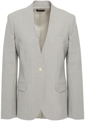 Theory Melange Wool-blend Blazer