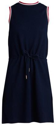 Thom Browne Sleeveless Drawstring Dress