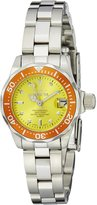 Invicta Women's 14097 Pro Diver Dial Stainless Steel Watch