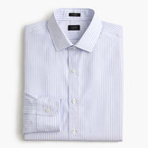 J.Crew Ludlow shirt in striped end-on-end cotton