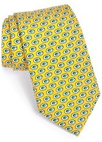 Vineyard Vines Men's 'Green Bay Packers - Nfl' Woven Silk Tie