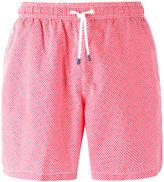 Hackett drawstring swim shorts - men - Polyamide/Polyester - S