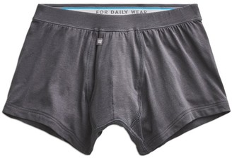 Mack Weldon Silver Trunk in Stealth Grey