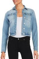 Dittos Button-Front Denim Jacket