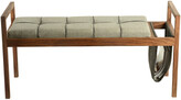 Moe's Home Collection Scandi Bench