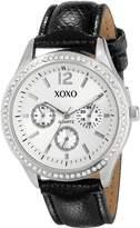 XOXO Women's Dial Lizard Strap Watch XO3179
