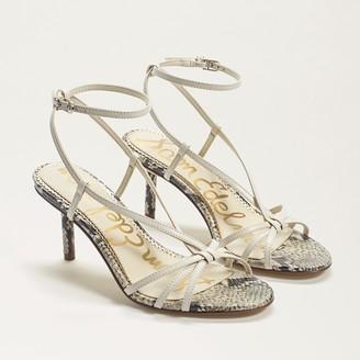Pippa Ankle Strap Heel