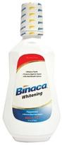 Binaca Whitening Post-Brush Rinse Peppermint