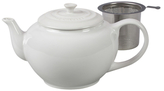 Le Creuset 1QT. Large Teapot with Infuser