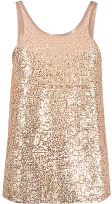Altea Sequin Embellished Vest