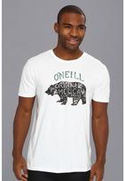 O'Neill Big Bear Tee (Heather White) - Apparel