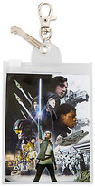 Disney Star Wars: The Last Jedi Pin Lanyard Pouch with Charm