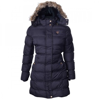 Brave Soul Ladies Jacket HOPLONG16ZY Navy UK 14