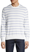 Brooks Brothers Cotton Crewneck Sweater
