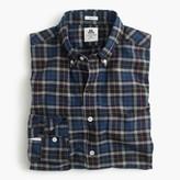 J.Crew Slim Thomas Mason® for flannel shirt in multicolor plaid