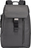 Tumi Dresden canvas flap backpack