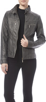 Montana Company Metallic Zip Jacket