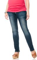 Motherhood Wallflower Secret Fit Belly® Flap Pocket Straight Leg Maternity Jeans