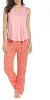 Women's Oscar De La Renta Sleepwear Pajamas