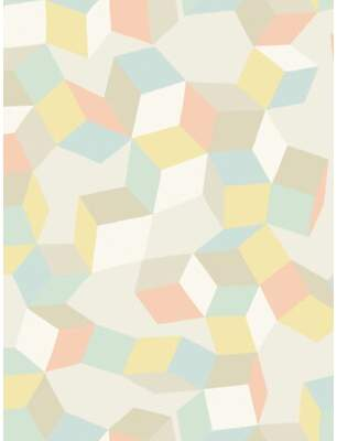 Cole & Son Puzzle Wallpaper