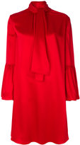 Fendi bell-shaped dress - women - Acetate/Viscose - 42