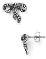 Marc Jacobs Bow Stud Earrings