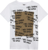 Someday Soon Martin cotton T-shirt