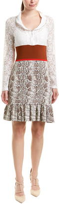 Chloé Lace Sweaterdress