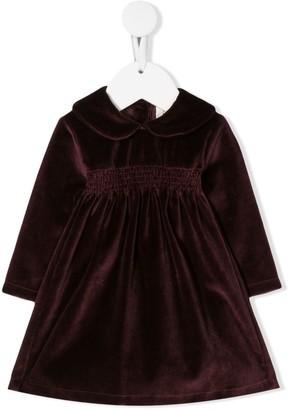 Douuod Kids Peter Pan collar dress