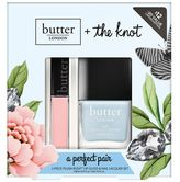 Butter London A Perfect Pair 2-pc. Plush Rush Lip Gloss & Nail Lacquer Set