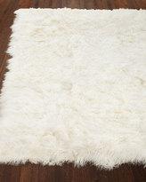 Calvin Klein Fey Sheepskin Rug, 4' x 6'