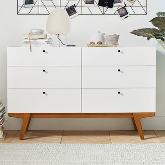 Pottery Barn Teen west elm x pbt Modern 6-Drawer Dresser