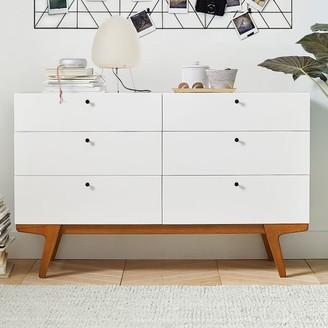 Pottery Barn Teen west elm x pbt Modern 6-Drawer Dresser
