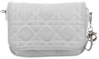 Christian Dior Leather Cannage Pouch