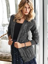 Victoria's Secret Slouchy Cable Cardi Sweater