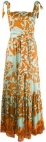 Johanna Ortiz printed maxi dress