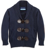 Andy & Evan Infant Boys' Toggle Cardigan - Sizes 6-24 Months