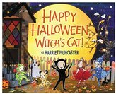 Harper Collins Happy Halloween, Witch's Cat! - Hardcover
