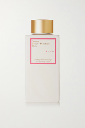 Francis Kurkdjian A La Rose Scented Body Cream, 250ml - one size