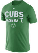 Nike Men's Chicago Cubs Clover Dry Practice T-Shirt