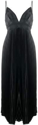 FEDERICA TOSI Sleeveless Pleated Midi Dress