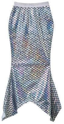 Shade Critters Metallic Mermaid Tail Skirt (Toddler, Little Girls, & Big Girls)