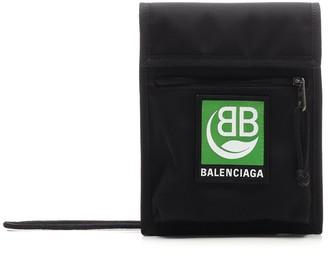 Balenciaga BB Logo Crossbody Bag