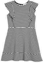 Soprano Stripe Skater Dress