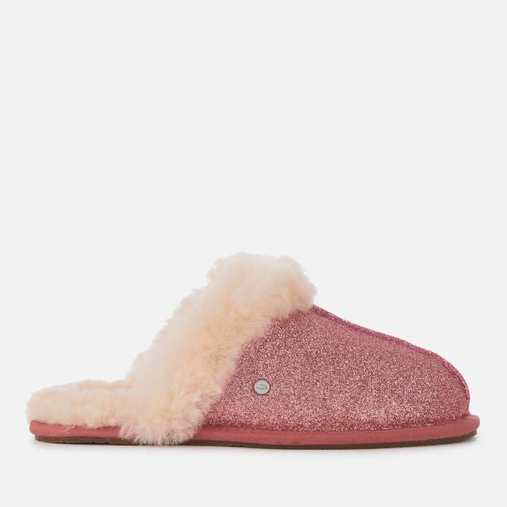 13148f69b74 Women's Scuffette II Sparkle Slippers - Pink