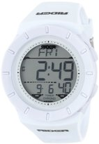 Rockwell Time Unisex RCL101 Coliseum White Digital Watch