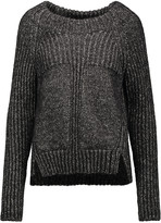 Belstaff Cass ribbed-knit cotton-blend sweater